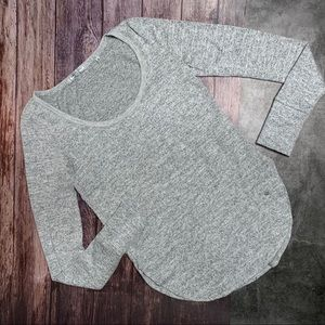 Abercrombie & Fitch ~ Gray Sweater